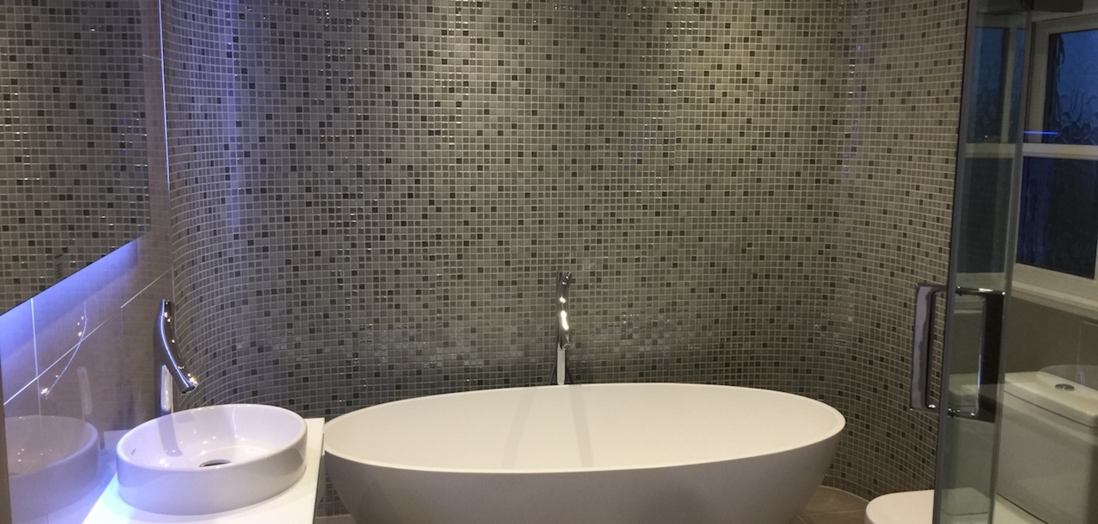 East And Gray Bathrooms And Cloakrooms Heating Plumbing